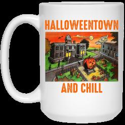 Halloweentown And Chill Mug