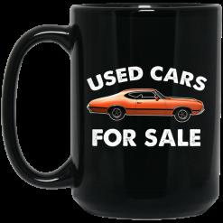 Used Cars For Sale Mug