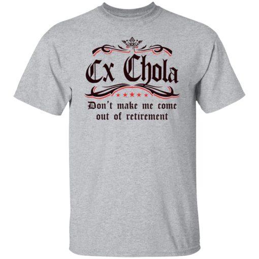 Ex Chola T-Shirts, Hoodies, Long Sleeve