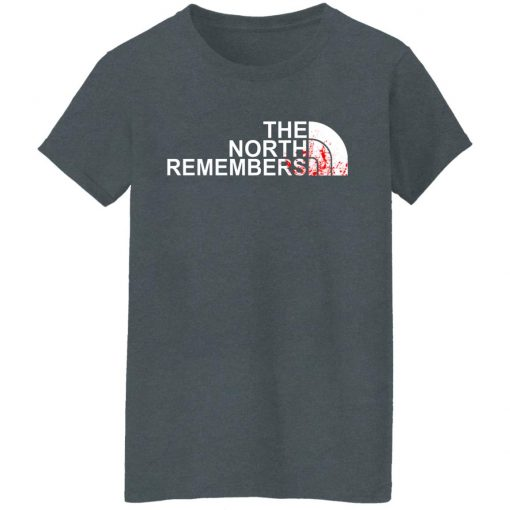 The North Remembers – Game of Thrones T-Shirts, Hoodies, Long Sleeve
