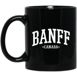 Banff Canada Playboy Ski Club Mug