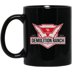 Demolition Ranch Est 2011 Mug