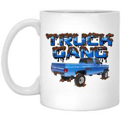 Ginger Billy Truck Gang Mug