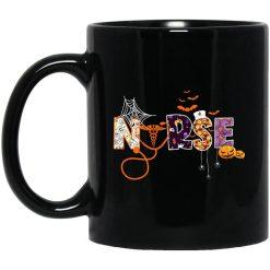 Halloween Nurse Nursing Mug