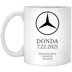Kanye West – Donda – 7.22.21 Mercedes Mug