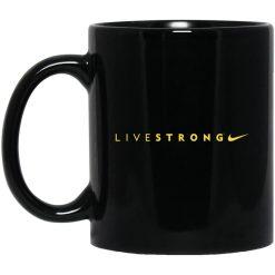 Livestrong Nike Mug