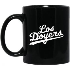 Los Doyers Mug