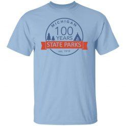 Michigan State Parks Centennial T-Shirt