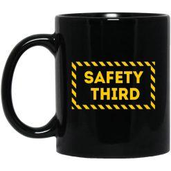 Safety Third Mug