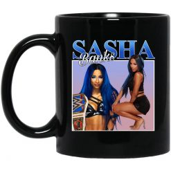 Sasha Banks Mug