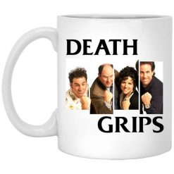 Seinfeld Death Grips Mug