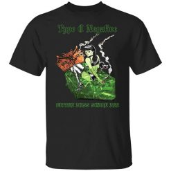 Type O Negative Little Miss Scare All T-Shirt