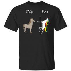 Unicorn You Me LGBT Funny T-Shirt