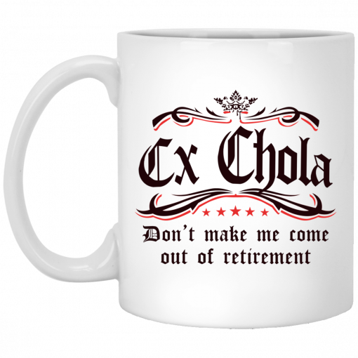 Ex Chola Mug