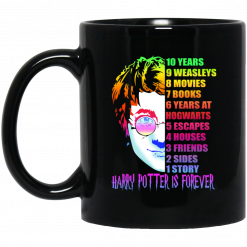 Harry Potter Is Forever Mug