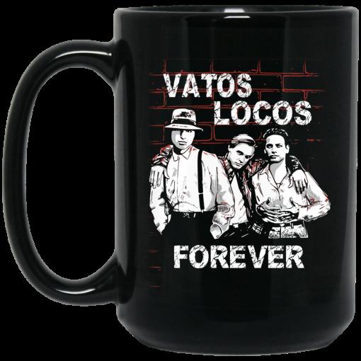 Blood In Blood Out Vatos Locos Forever Mug