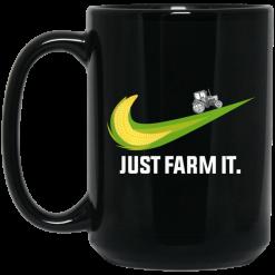 Just Farm It Farmer Mug
