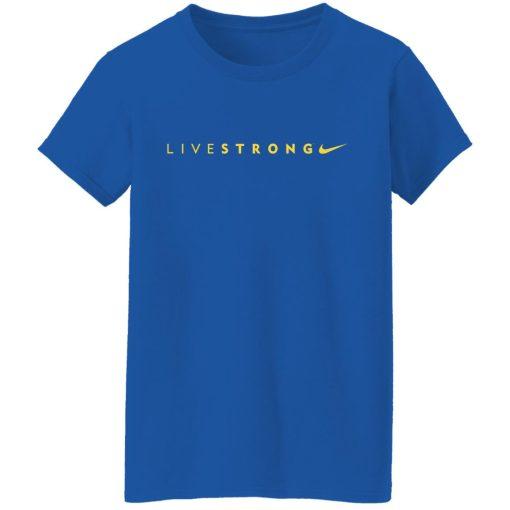 Livestrong Nike T-Shirts, Hoodies, Long Sleeve