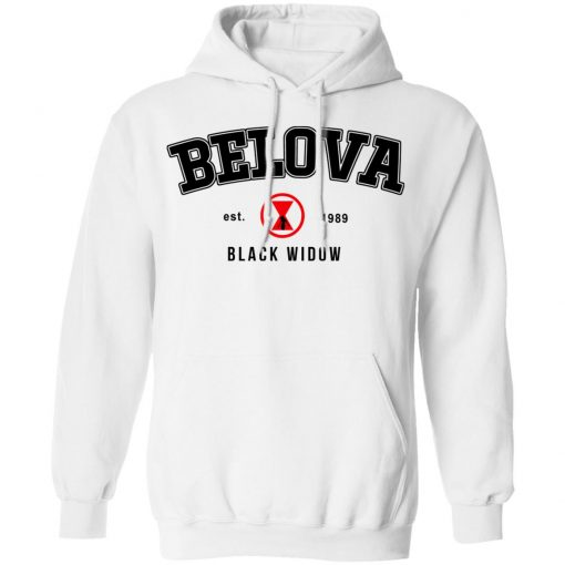 Belova Est 1989 – Yelena Belova – Black Widow 2021 Inspired T-Shirts, Hoodies, Long Sleeve