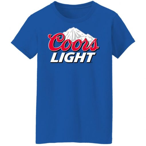 Coors Light T-Shirts, Hoodies, Long Sleeve
