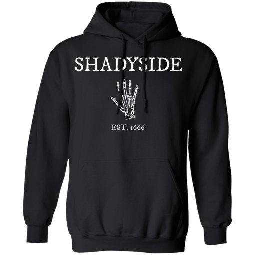 Fear Street Shadyside High School Est 1666 T-Shirts, Hoodies, Long Sleeve