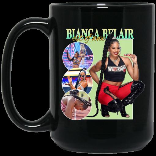 Bianca Belair EST of WWE Mug