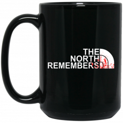 The North Remembers – Game of Thrones Mug