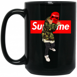 Supreme Stormtrooper Mug