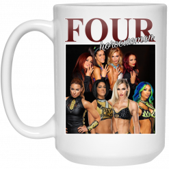 The Four Horsemen Mug