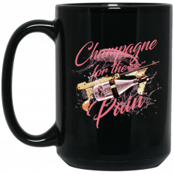 Gods And Legends Champagne For The Pain Mug