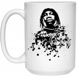 Krs One The Teacher Rapper Mug