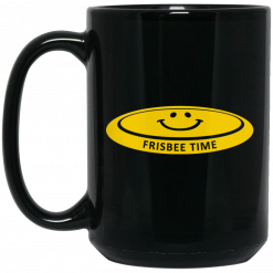 Frisbee Time Disk Golf Ultimate Mug