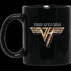 Van Halen 1980 Invasion Mug