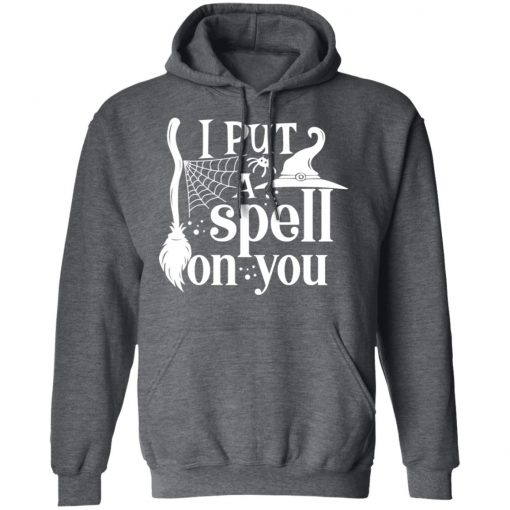 I Put a Spell on You Halloween T-Shirts, Hoodies, Long Sleeve