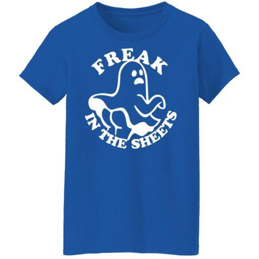 Freak In The Sheets Halloween T-Shirts, Hoodies, Long Sleeve