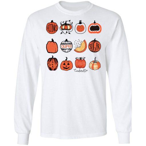 Cute Pumpkin Halloween T-Shirts, Hoodies, Long Sleeve