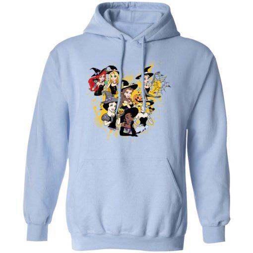 Disney Princess Halloween Girls Squad T-Shirts, Hoodies, Long Sleeve