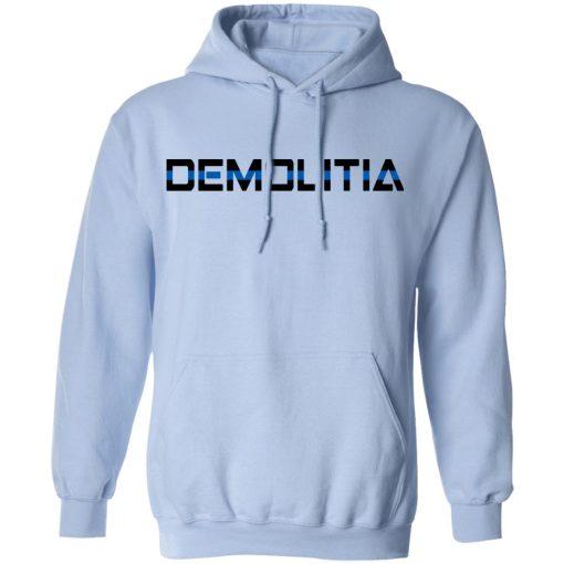 Demolition Ranch Demolitia Back The Blue T-Shirts, Hoodies, Long Sleeve