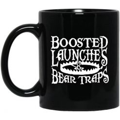 Whistlin Diesel Boosted Launches Bear Traps Mug