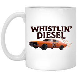 Whistlin Diesel Duke Mug