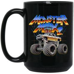 Whistlin Diesel Monster Max II Mug
